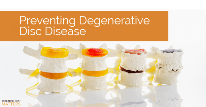 How Bad is Degenerative Disc Disease?