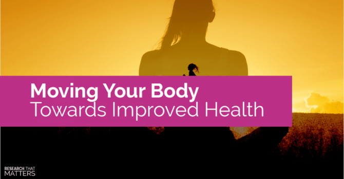 How Being Active Can Help Your Health image