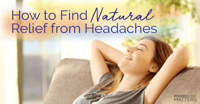 4 Ways to Find Relief from Headaches image