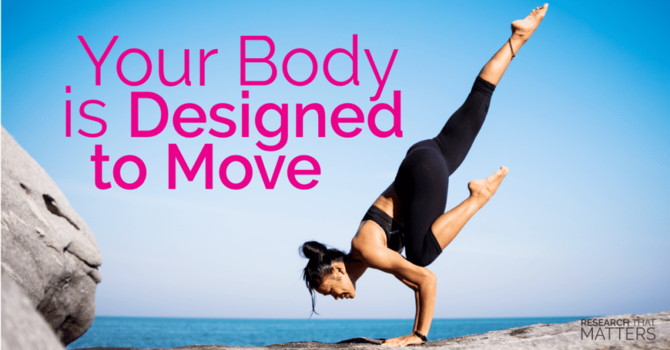 Designed to Move: Can you be TOO Flexible? image