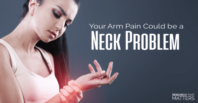 Could a Neck Issue be the Root Cause of your Arm Pain? image