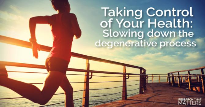 "Degenerative Joint ""Disease"" - It Happens to Everyone image"