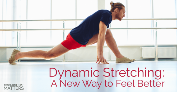 Don't Forget to Stretch! image