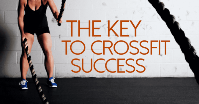 Keeping Free from Injury during Crossfit image