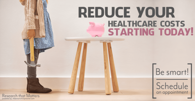 Reduce Your Healthcare Costs Starting Today! image