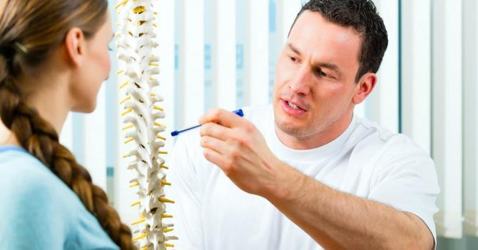 What Is Involved In Chiropractic Care? image